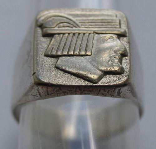 UKRAINE Ring HUTSUL Hat STERLING Silver 925 WESTERN UKRAINIAN Folk ART Carpathia