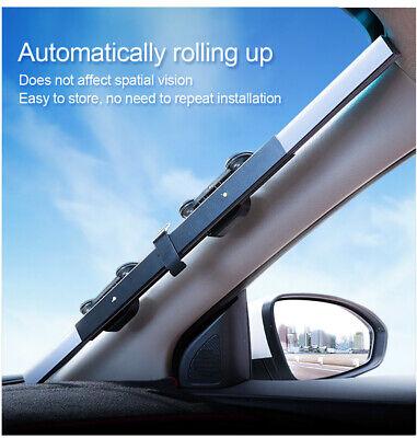 180cm x 46cm Car Retractable Windshield Visor Sun Shade For Front Rear Windows
