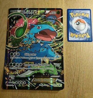 Pokemon XY123 Bisaflor EX [FULLART] Oversize / Jumbo /