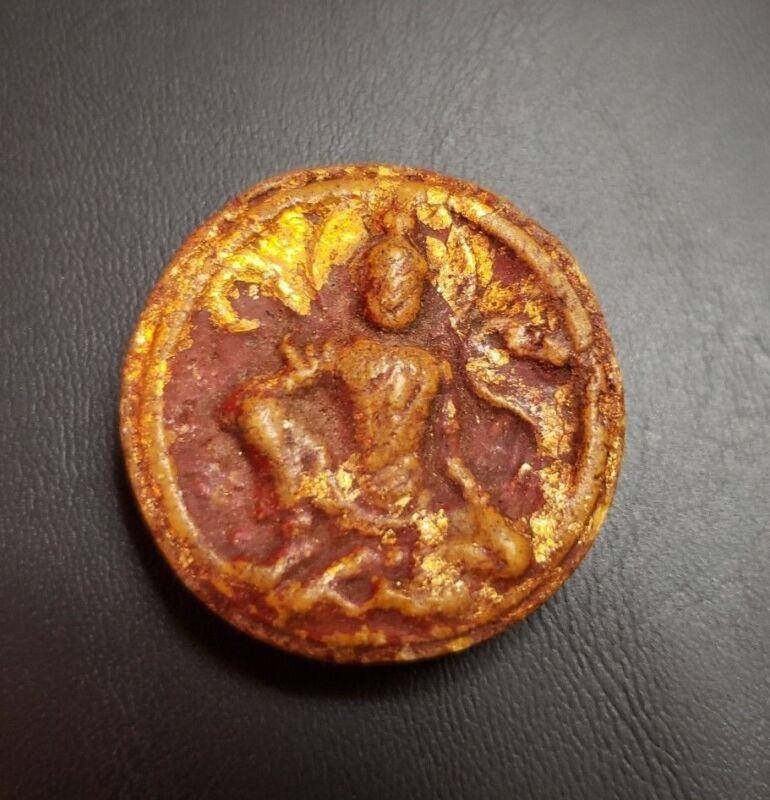 Thailand Buddhist Temple Amulet