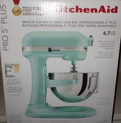 KitchenAid KV25G0X 5-Quart Professional Standalone Mixer - Ice Blue