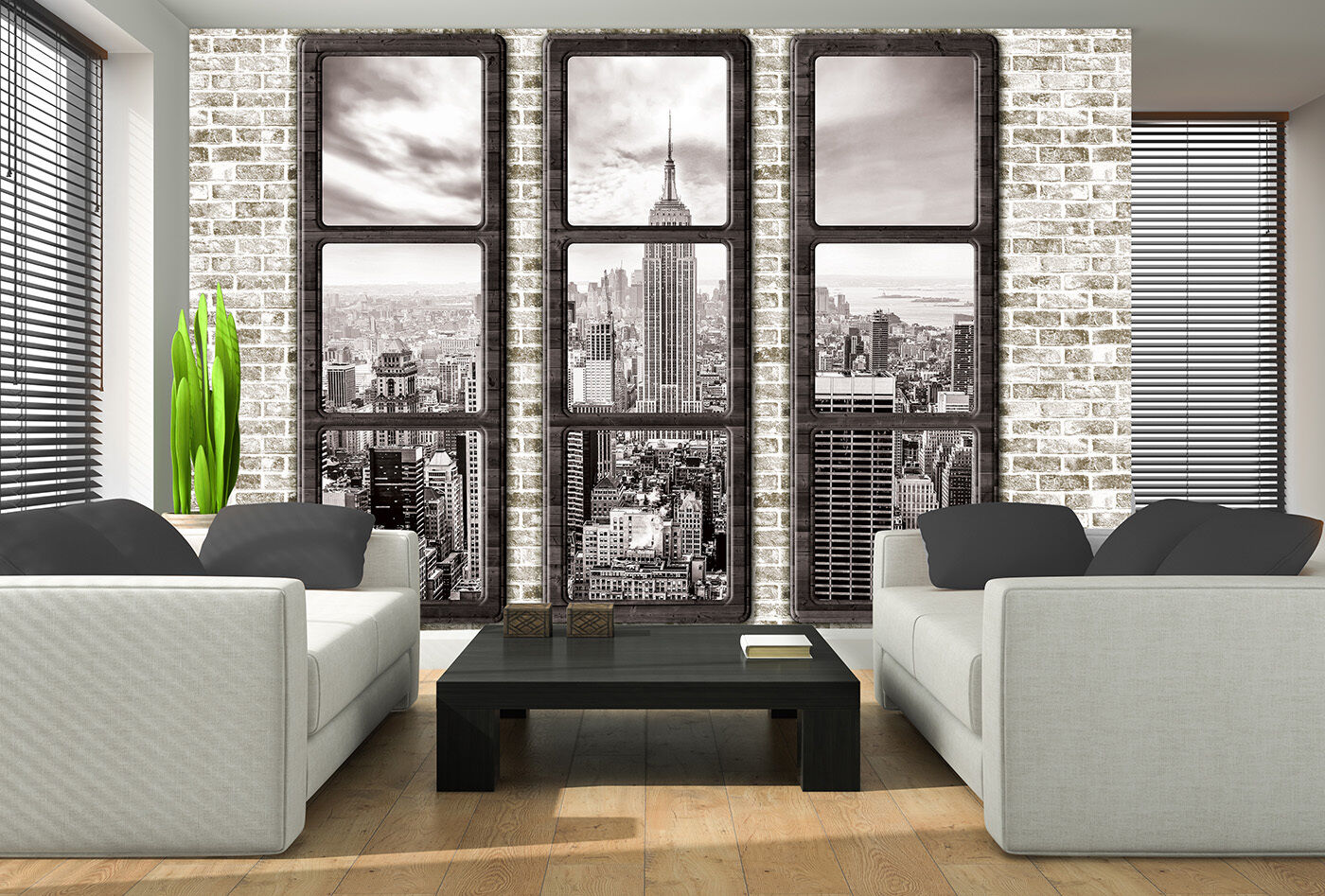 fototapete tapete tapeten fototapeten manhattan new york skyliner 3fx2833p4 eur 16 90. Black Bedroom Furniture Sets. Home Design Ideas