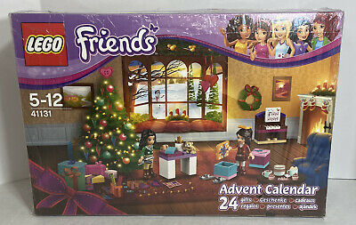 LEGO Friends Advent Calendar Christmas Countdown with 24 gifts 41131 NEW SEALED