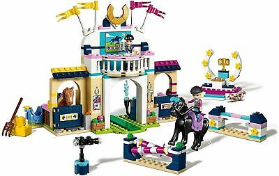 LEGO Friends Stephanie's Horse Jumping Playset 41367