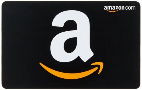 Brand NEW Amazon $50 Gift Card - Never Used