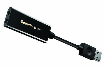 CREATIVE Sound Blaster PLAY! 3 externe Soundkarte USB Sound Karte 7-2-3-1275