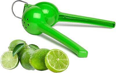 Imusa Lime Lemon Squeezer Green Exprimidor de limones Cast Aluminium