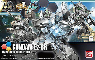 Gundam HGBF Build Fighters 021 EZ-SR Team SRSC 1/144 Model Kit Bandai