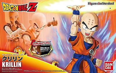 Dragon Rise - Bandai Figure-Rise Standard - Dragon Ball Z - Krillin Model Kit US SELLER!!!