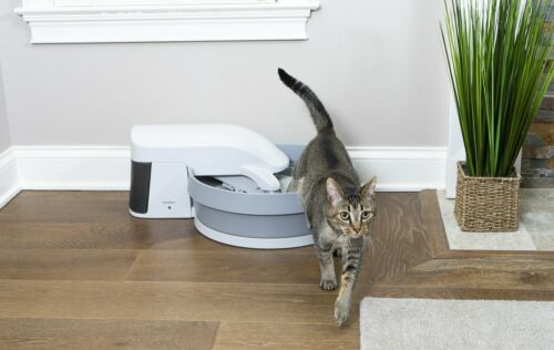 PetSafe Simply Clean Self-Cleaning Litter Box - NEW - FREESHIP