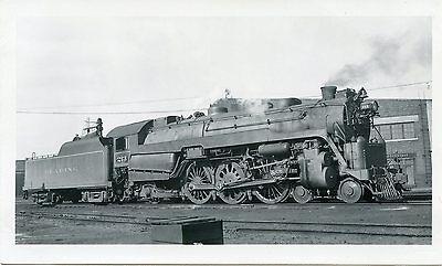 5H271 RP 1940s? READING RAILROAD LOCOMOTIVE #213