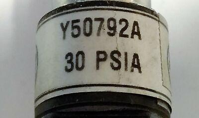 Honeywell / Mercury Instruments Y50792A Pressure Transducer