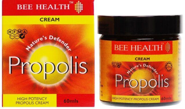 Propolis Cream 60ml x 2 Bottless - Bee Health