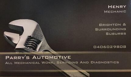 Parry's Automotive