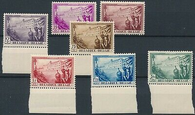 [1811] Belgium 1932 good Set very fine MNH Stamps Value $363