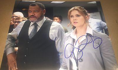 Amy Adams Superman Man Of Steel Hand Signed 11X14 Photo Autographed W Coa Aa 2