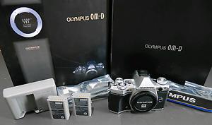 Olympus OM-D E-M5 mark ii + 14-42mm EZ lens Hamersley Stirling Area Preview
