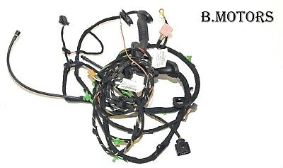 2006 SEAT ALTEA  COMPLETE BOOT TAILGATE WIRING LOOM 5P0971145 / 5P0971147