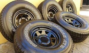 "=NEW= 31"" All Terrain Nexen Tyres and Roh Sunraysia Rims Yangebup Cockburn Area Preview"
