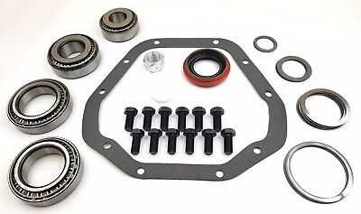 Dana 70 HD Complete Ring and Pinion Installation Bearing Master Kit (Ring And Pinion Installation)