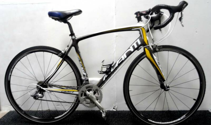 Avanti Cadent ER3 Full Carbon Racing Bike - Size M/L | Men\'s ...