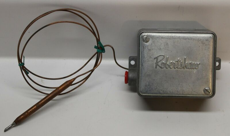 NOS Robertshaw T150-1054 Temperature Transmitter  -25°F To 125°F Range