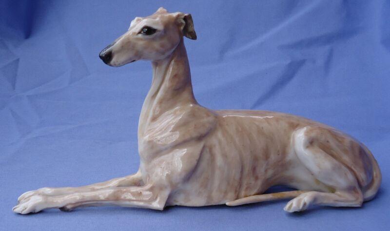 """WHIPPET ITALIAN GREYHOUND DOG EVE PEARCE ENGLAND 8"""""""