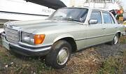1977 Mercedes-Benz 450 Sedan Williamstown Hobsons Bay Area Preview
