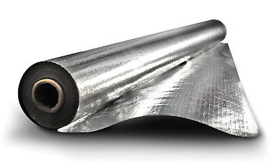Radiant Barrier Perforated Insulation Heat Ultima-foil 1000 Sf Reflectivity 97