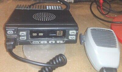 Kenwood Tk-862g Uhf70 Cm 25 Watt Mobile Radio - Free Programming