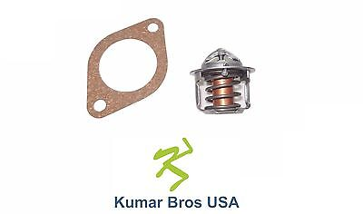New Ford New Holland Tractor 1520 From 01jan90 Thermostat Gasket 88c 190f