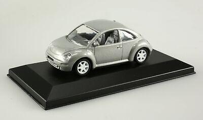 VW Beetle grise 1/43