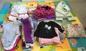 Huge 9-12 months Baby girl Lot