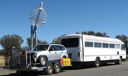 Motor home built for two Frenchville Rockhampton City Preview