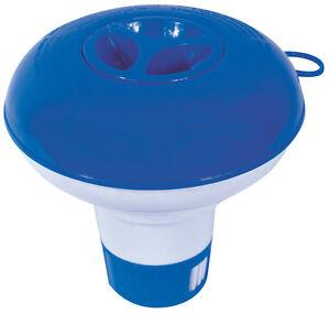Bestway distributore dosatore cloro galleggiante pastiglie - Pastiglie piscina ...