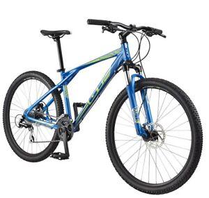 GT Aggressor Mountain Bike Frame and Suspension Fork