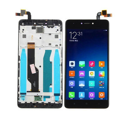 Version Lcd (For Xiaomi Redmi Note 4X/Note 4 Global Version Touch Screen LCD display +Frame )