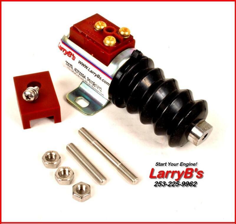 RP2307B, P610B1V12, 12 VDC Push/Pull Solenoid