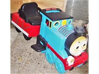 Large Sit On THOMAS the TANK ENGINE