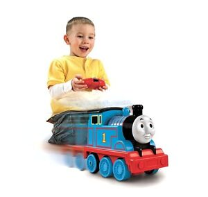 Fisher Price THOMAS & FRIENDS Steam 'n Speed R/C Remote Control Train
