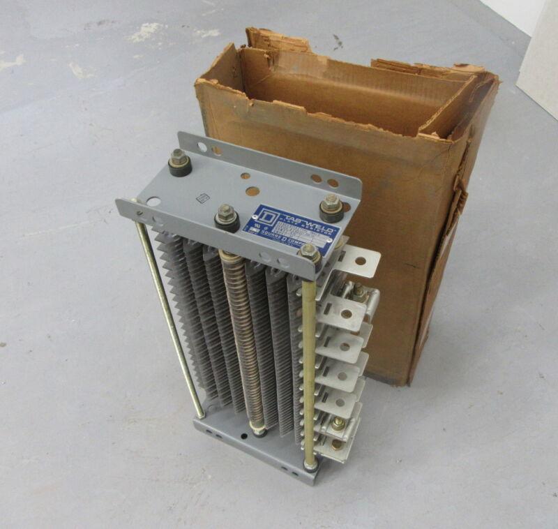 Square D 6715-TW42-D Plate Resistor A51237-204-50