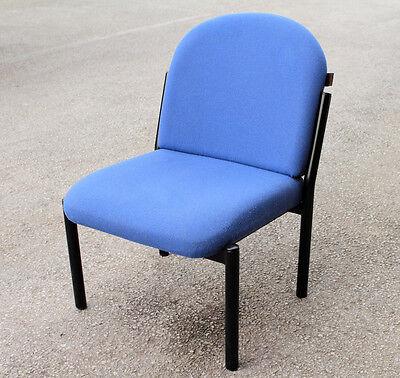 Reception Chair Blue