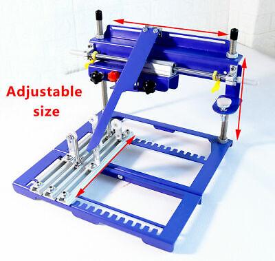 170mm Diameter Curved Screen Printing Machine For Cuppenball Etc.diy Pattern