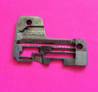 Used 205025-0-10-rimoldi-throat Plate For Sewing Machines-free Shipping