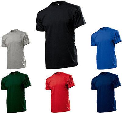 5 Stück / Arbeitsshirt  Arbeits T-Shirt  Arbeitshemd Baumwolle Berufsbekleidung