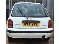 Immaculate condition for its age, automatic, Japanese manufacturer, low mileage...