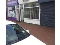 Shop To Let *Prime Position for a BARBERSHOP*High Street*Low Rent*