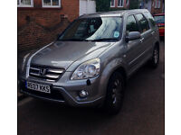 Honda CR-V 2.0 i-VTEC - Excellent condition, low mileage and full service history