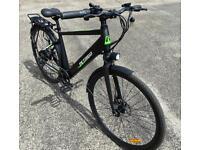 Electric Mountain Bike 350W 36V Throttle and Pedal Assist Long Range Unisex Bike Brand New Boxed