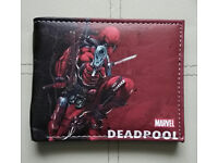 Deadpool, Marvel, Comic Wallet